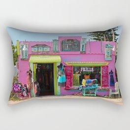 Frills Gallery Rectangular Pillow