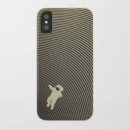 Drifting iPhone Case