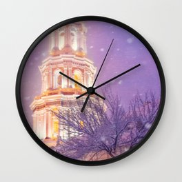 Great Belfry Story Wall Clock
