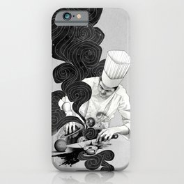 Galactic Chef iPhone Case