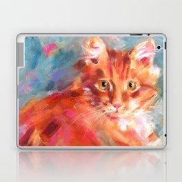 Orange Marmalade Laptop & iPad Skin
