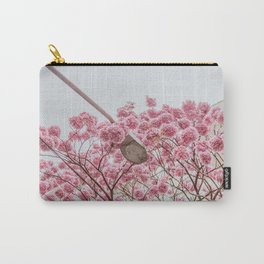 flower photography by Gláuber Sampaio Carry-All Pouch