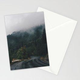 Mountain Rain | Cascade Supply Co. Stationery Cards
