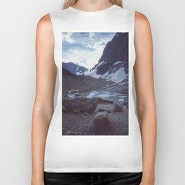 Cavell Glacier Encore Biker Tank
