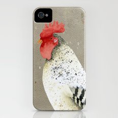 Rooster Wallace Slim Case iPhone (4, 4s)