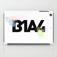 font iPad Cases featuring B1A4 font by B1A4 & Bana