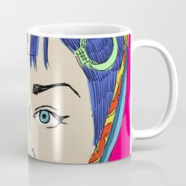 Dawn Davenport DIVINE John Waters FEMALE TROUBLE Coffee Mug
