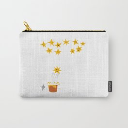 Jumping star Carry-All Pouch