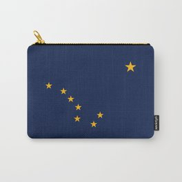 State flag of Alaska - Authentic version Carry-All Pouch