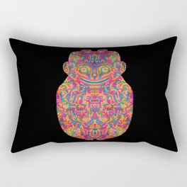 Self Transforming Spirit Guide Rectangular Pillow