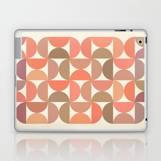 Half Laptop & iPad Skin