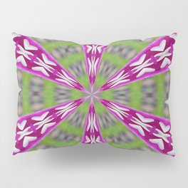 Kaleidoscope Dahlia Pillow Sham