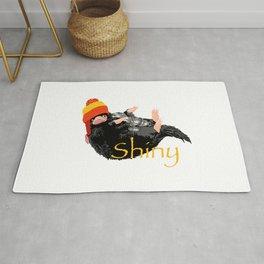 Shiny Rug