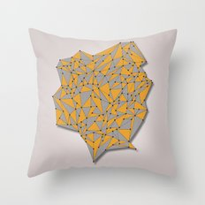 III SIDES Throw Pillow