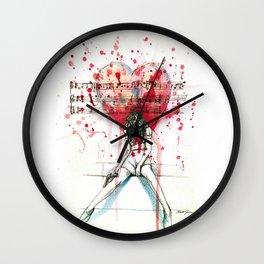 the song unheard Wall Clock
