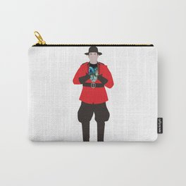Canadian Spirit Animal Carry-All Pouch