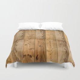 Wood 6 Duvet Cover