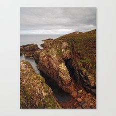 Port An Amaill Canvas Print