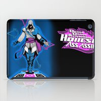 assassins creed iPad Cases featuring Assassins Creed Revolution  by Arqhfredo