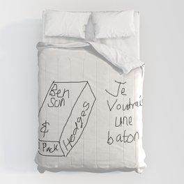 10 Bensons Comforters