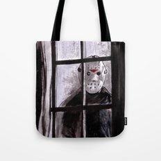 Jason Lives Tote Bag