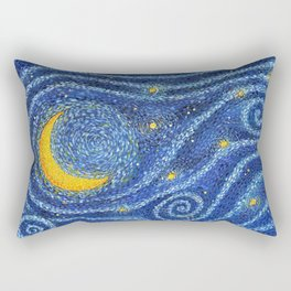 Dream Fields Rectangular Pillow
