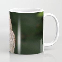 Little brown bird Coffee Mug