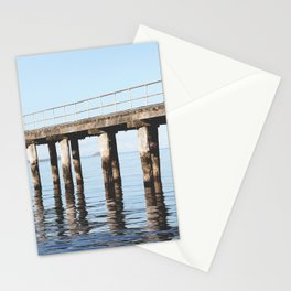 Reflecting on life. Stationery Cards