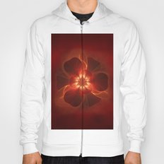 Fire Flower Hoody