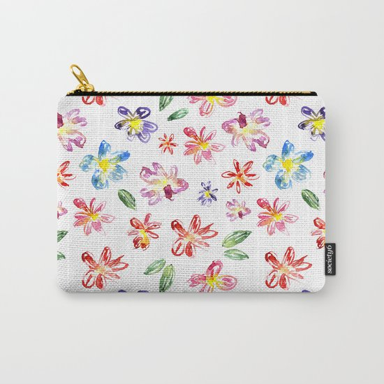 Flower glade Carry-All Pouch