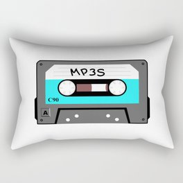Mixtape MP3s Rectangular Pillow