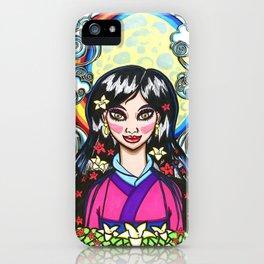 Mulan iPhone Case