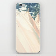 clothes hanging iPhone & iPod Skin
