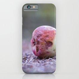 Snow white bad apple iPhone Case