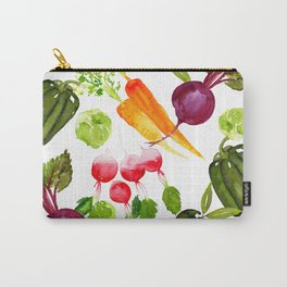 Mixed Vegetables Carry-All Pouch