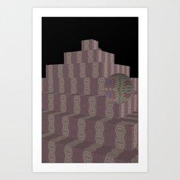 New-Nice Pyramide 5 Art Print
