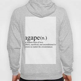 Agape Love Hoody