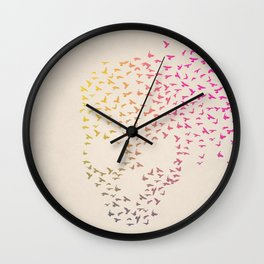 The End Of The World II Wall Clock