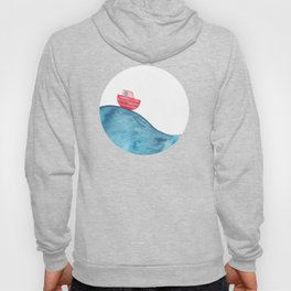Seas The Day Hoody