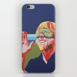 Trey Apres' Ski iPhone Skin