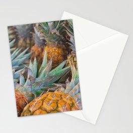 Hawaiian Pineapple Stand Stationery Cards