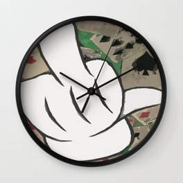 TheCardGame1 Wall Clock
