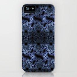 Fractal Art - African Queen iPhone Case