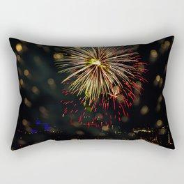 Firework collection 7 Rectangular Pillow