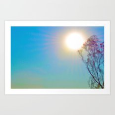 Brightness Art Print
