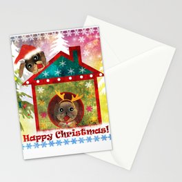 It's a fun holiday... the New year. Stationery Cards