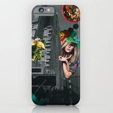 Food fantasy collage series #1 iPhone 6s Slim Case