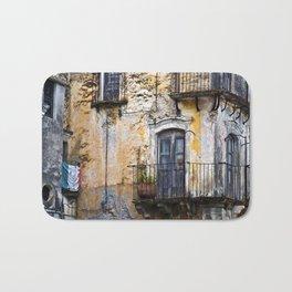 Urban Sicilian Facade Bath Mat