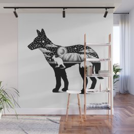 DINGO FROM DOWN UNDER Wall Mural