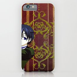 Kuroshitsuji iPhone Case